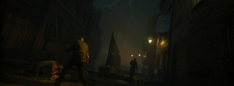 """First Screens For Dontnod's """"Vampyr"""""""