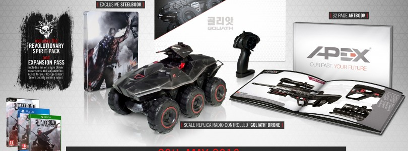 Homefront: The Revolution Getting Expansion Pass and Collector's Edition