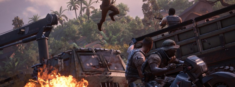Uncharted 4 Multiplayer Open Weekend Incoming