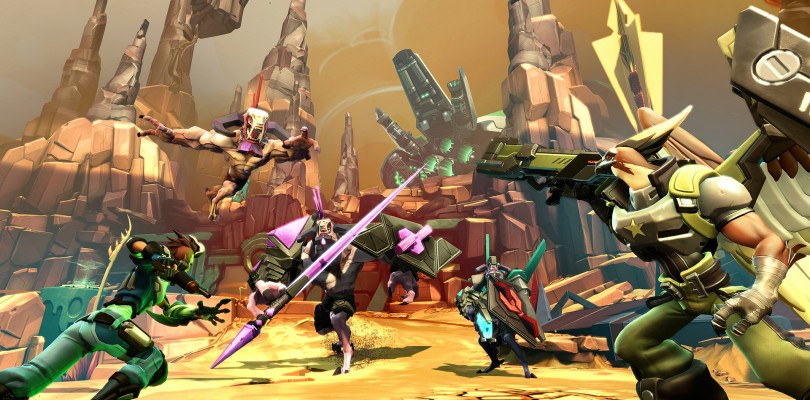 Gearbox Unveil New Battleborn Incursion Mode Details