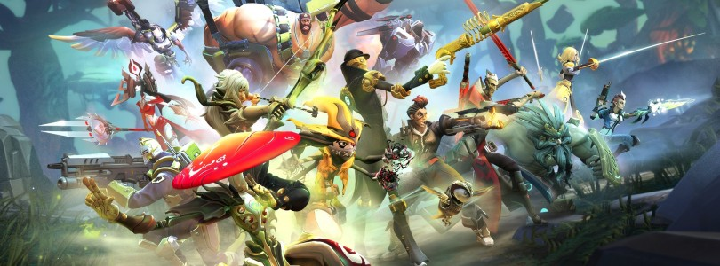 2K and Gearbox Revealing Final Two Battleborn Heroes