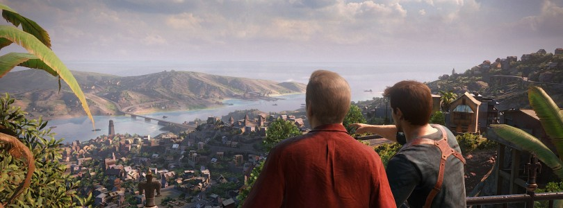 The Making Of Uncharted 4 – Video Series Kicks Off Today