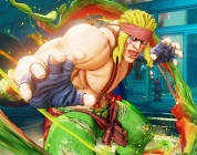 Alex Joins Street Fighter V Roster
