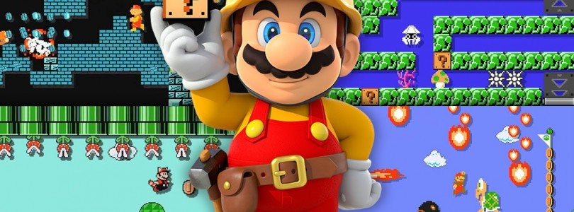Update Brings Key New Features To Super Mario Maker