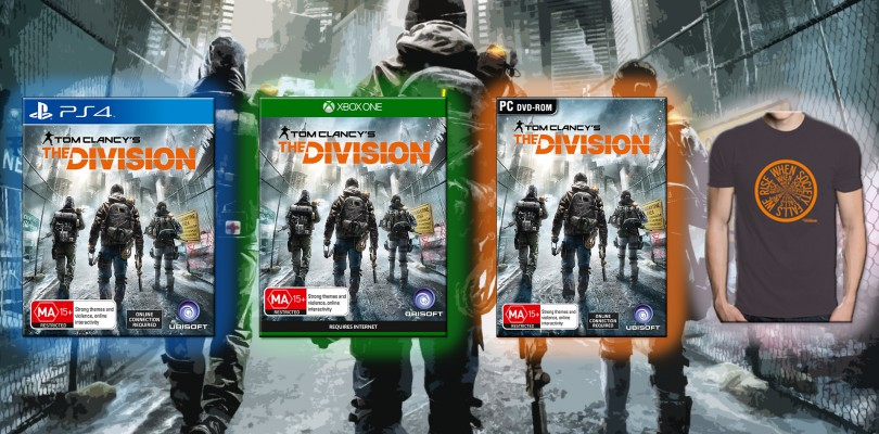 Win A Copy Of Tom Clancy's The Division