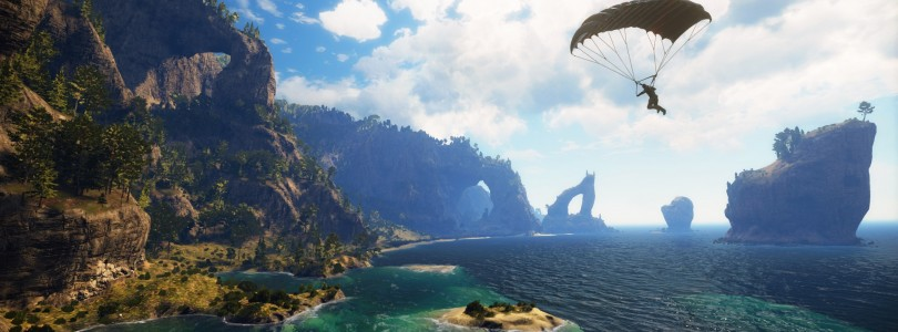 Just Cause 3 Sky Fortress Date & Patch Details