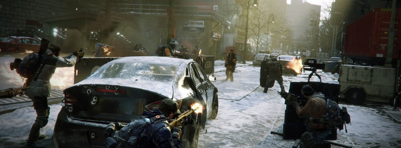 The Division – Update 1.1 Bringing The Incursion Pain