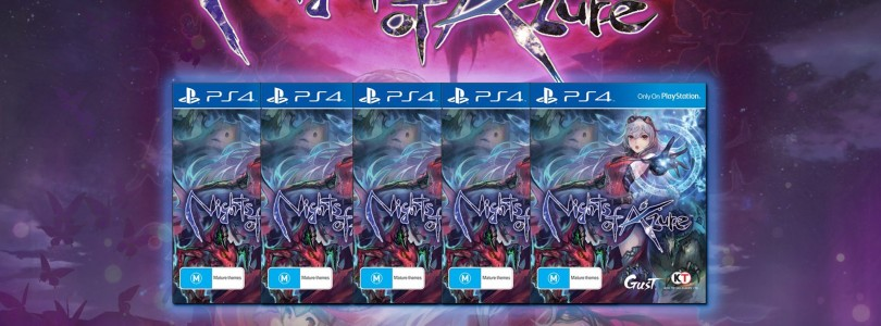 Win A Copy Of Nights of Azure For PS4