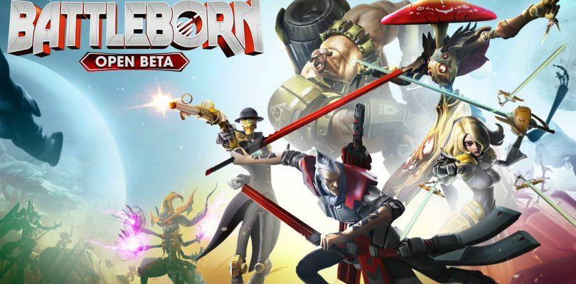 Battleborn Open Beta Impressions