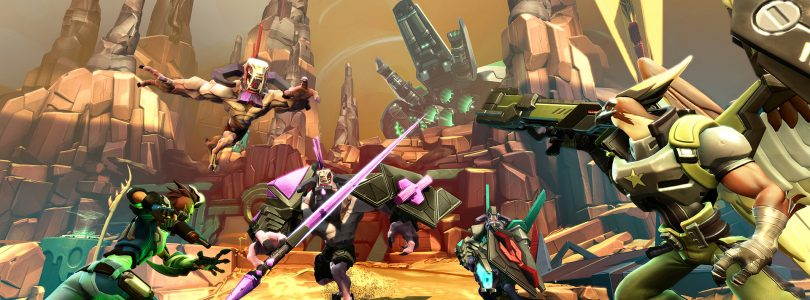 The Battleborn Prequel Motion Comic Series Is Here