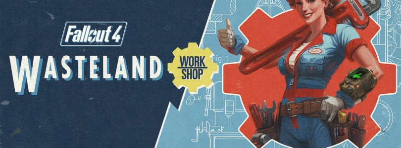 Fallout 4: Wasteland Workshop Trailer