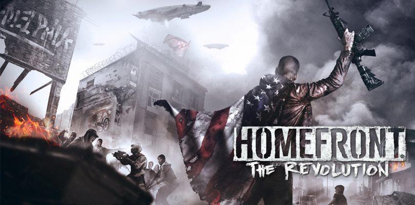 We Talk Homefront: The Revolution With Producer David Stenton