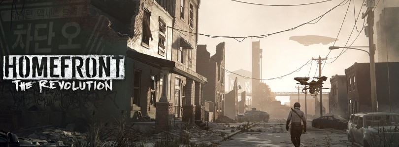 Delve Into The Backstory Of Homefront: The Revolution