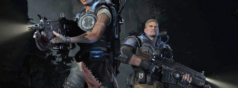 Gears Of War 4 Multiplayer Now In Open Beta