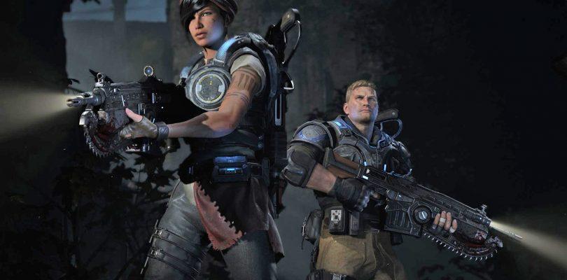 Gears Of War 4 Multiplayer Now In Open Beta