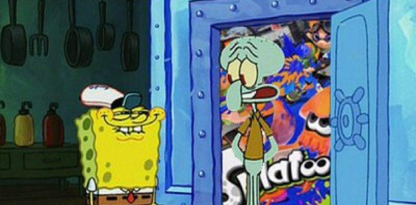 Splatoon's Latest Splatfest Is A Battle For Bikini Bottom