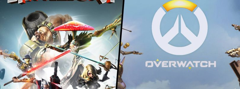 Breaking Down The Differences Between Battleborn and Overwatch