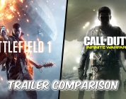 Trailer Comparison: Battlefield 1 and Call of Duty: Infinite Warfare
