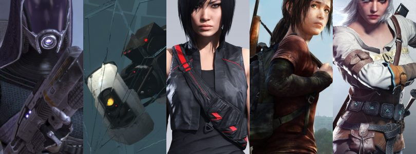 Favourite Female Characters In Video Games (Part One)