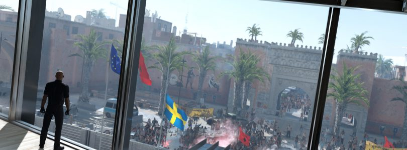 HITMAN Episode 3: Marrakesh Release Date Announced