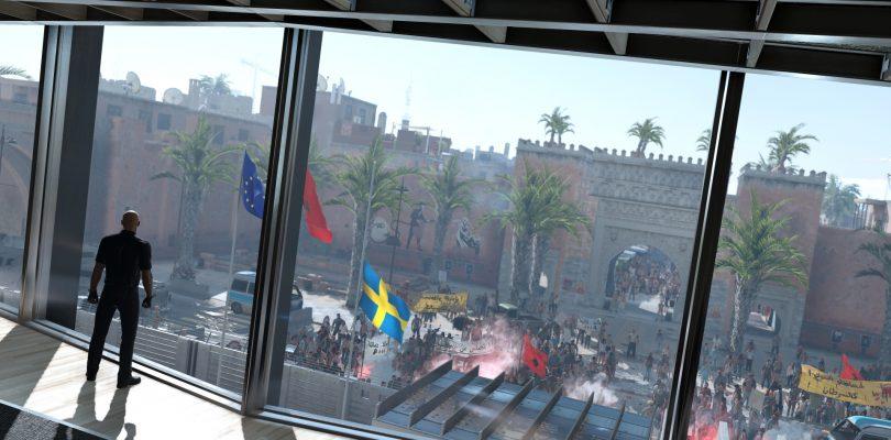 HITMAN Episode 3: Marrakesh Release Date Announced