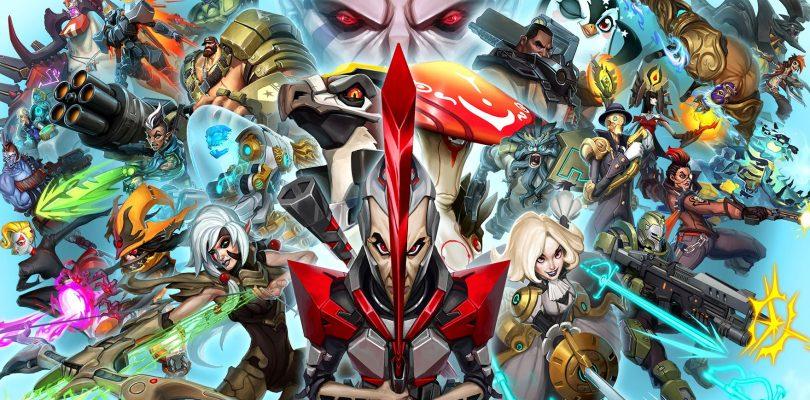 Battleborn's First Free DLC Hero Launch Dated