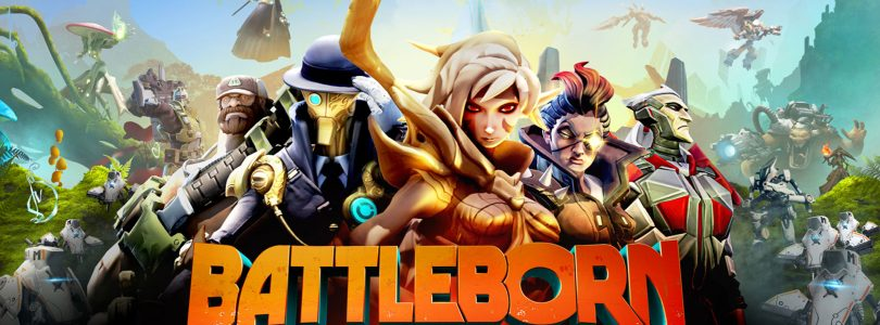 Battleborn Tops The Chart For The Week Ending May 8