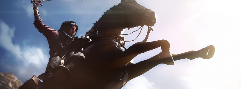 Battlefield 1 Tops Sales Charts For The Week Ending October 30