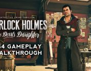 Investigate Crime With The Video Walkthrough for Sherlock Holmes: The Devil's Daughter