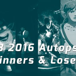 E3 2016 Autopsy: Winners and Losers
