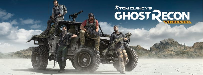 E3 2016: Tom Clancy's Ghost Recon Wildlands Gameplay