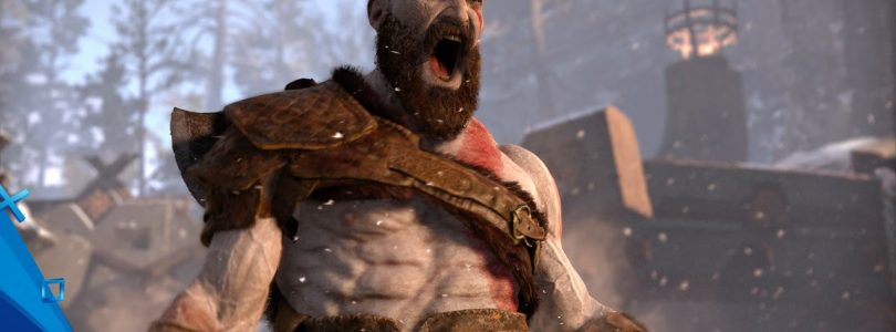 Eye-Melting Gameplay for God of War Revealed at E3 2016