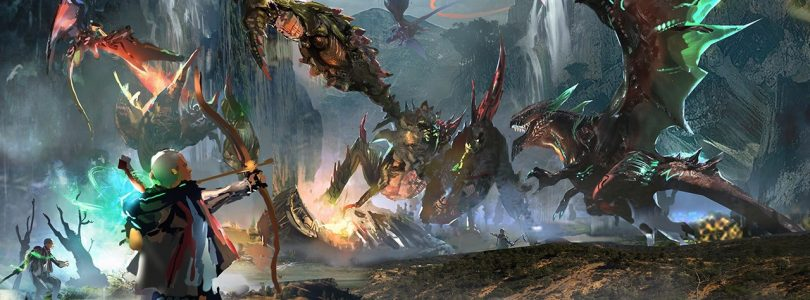 Scalebound E3 2016 Gameplay Demo Shows Off Co-Op