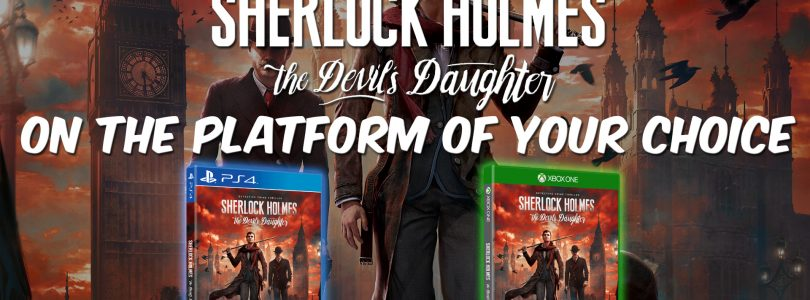 Sherlock Holmes: The Devil's Daughter Comp Winners