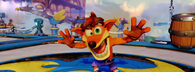 Sony E3 2016: Crash Bandicoot is BACK