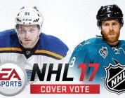 NHL 17 Gameplay Trailer – Cover Star Announced