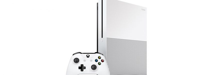 Microsoft Announce Xbox One S Console – Confirm Powerful Project Scorpio Console
