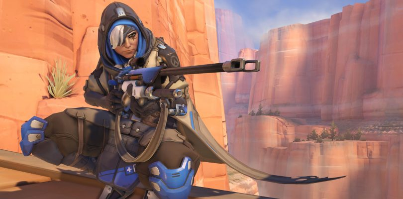 Overwatch's First New Character Revealed