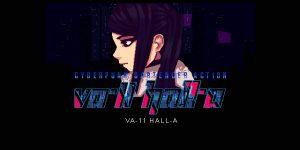 VA-11 HALL-A: Cyberpunk Bartender Action Review