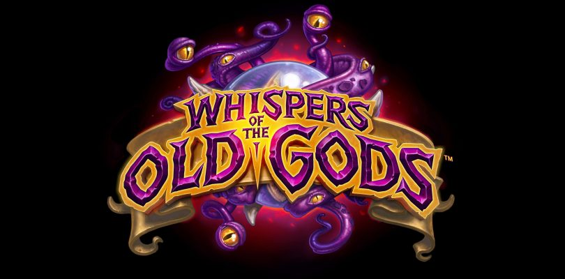 Hearthstone: Whispers Of The Old Gods Promotion Ending Soon