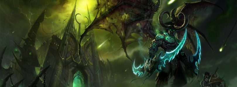 WoW: Legion – Roll a Demon Hunter Now!