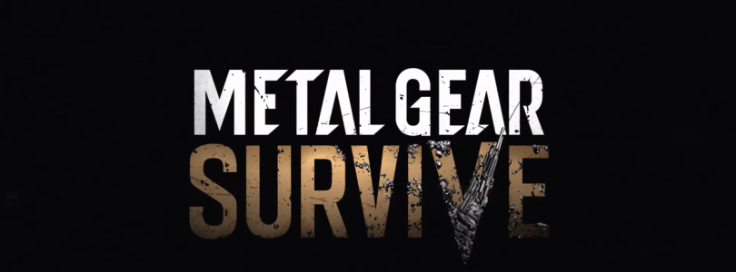 Metal Gear Survive Announced