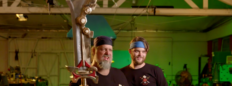 Azeroth Armoury Bringing World Of Warcraft Weapons To Life