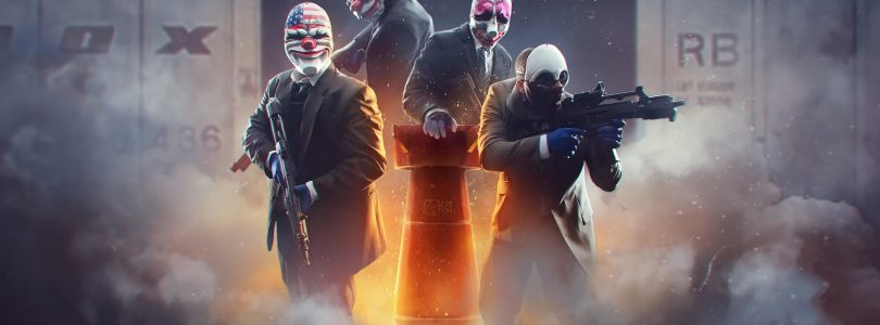 Payday 2 – The Big Score Console Listing Spotted On Gamestop's Website