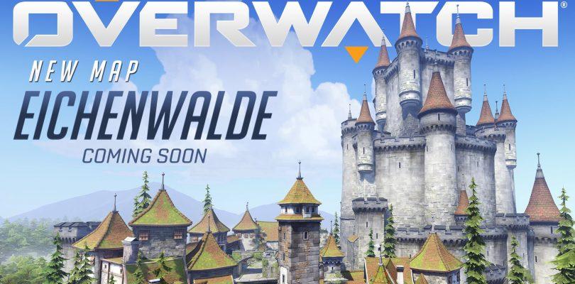 Overwatch is Getting a New Map – Eichenwalde!