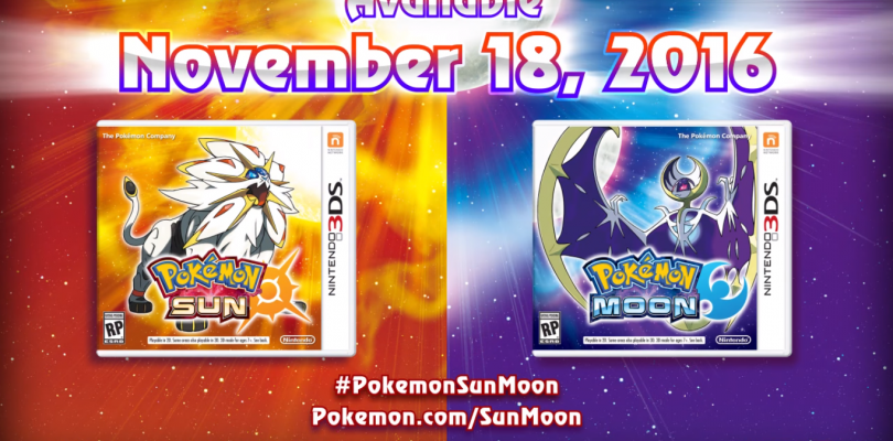 New Pokémon Forms And Z Moves Revealed for Pokémon Sun And Moon