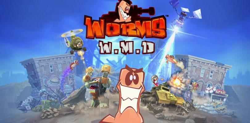 Worms W.M.D Available Now