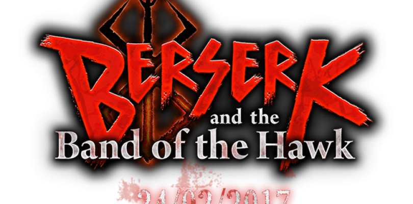 Berserk and the Band of the Hawk Release Details Announced