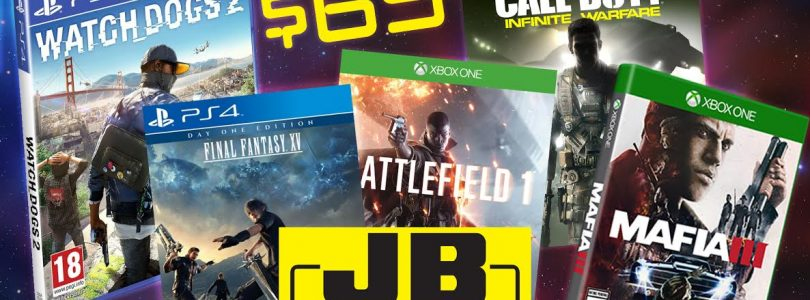 JB Hi-Fi Offering Unreal Pre-Order Deals