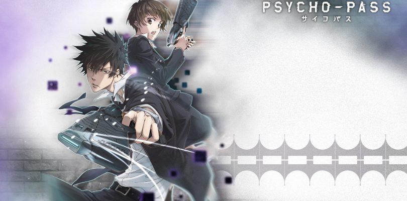 Psycho-Pass: Mandatory Happiness Impressions